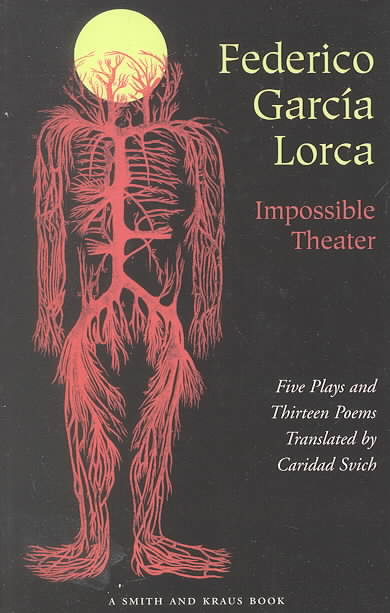 Federico Garcia Lorca By Garcia Lorca Federico Svich Caridad